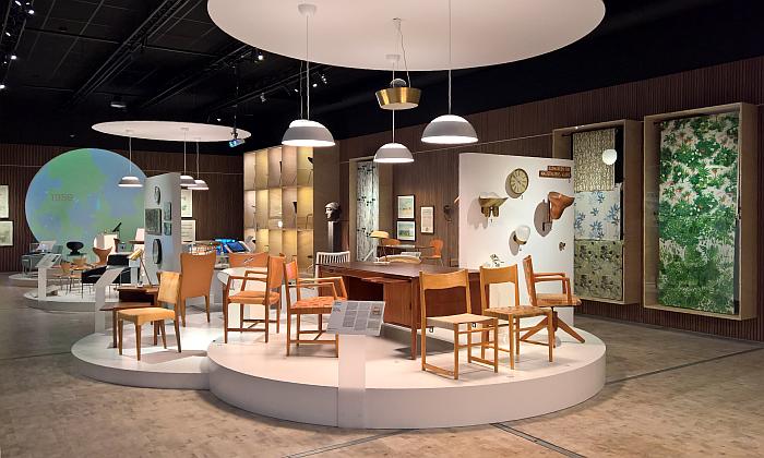 Arne Jacobsen - Designing Denmark, Trapholt, Kolding