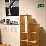 Glifo shelving system by Enzo Mari for Gavina, as seen at Enzo Mari curated by Hans Ulrich Obrist with Francesca Giacomelli, Triennale Milano, Milan