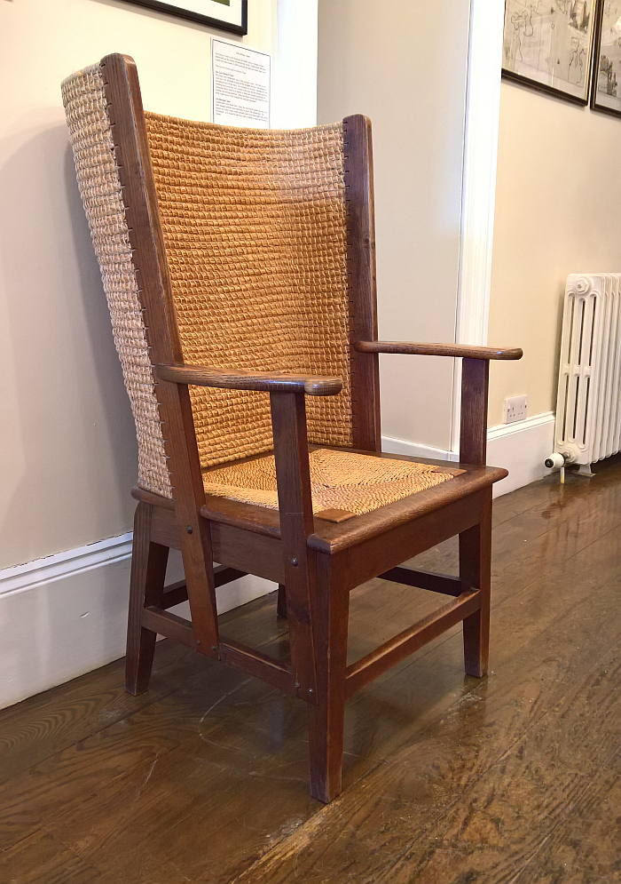 A World of Vernacular Furniture: The Orkney Chair