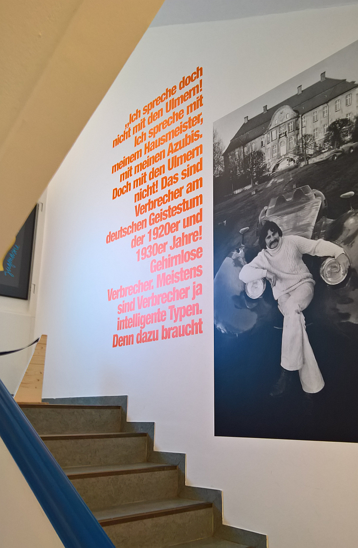 Luigi Colani and Art Nouveau at the Bröhan-Museum, Berlin ... Ich spreche doch mit den Ulmern nicht!