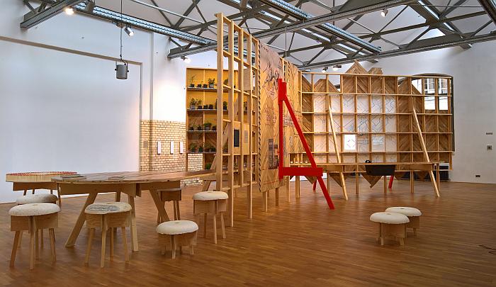Caring for what already exists. Ten Architectural Strategies, Deutsche Architektur Zentrum, Berlin