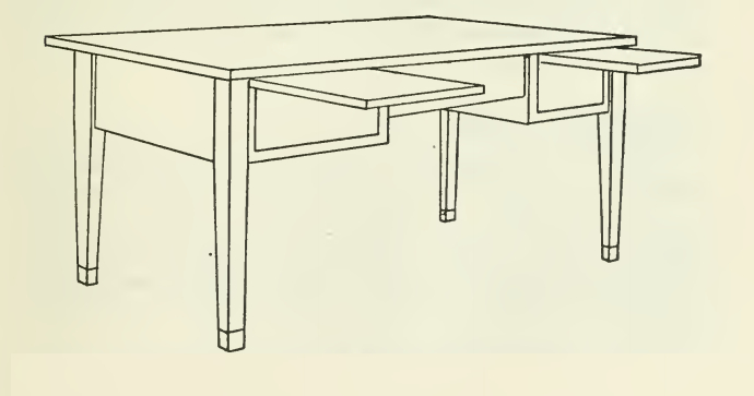 #officetour Milestones – The Modern Efficiency Desk (Image from Lee Galloway, Office Management. Its Principles and Practice, The Ronald Press Company, 1922)