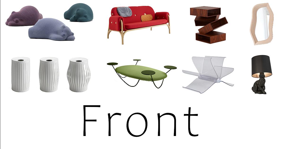 "The Historia Supellexalis: ""F"" for Front Design"