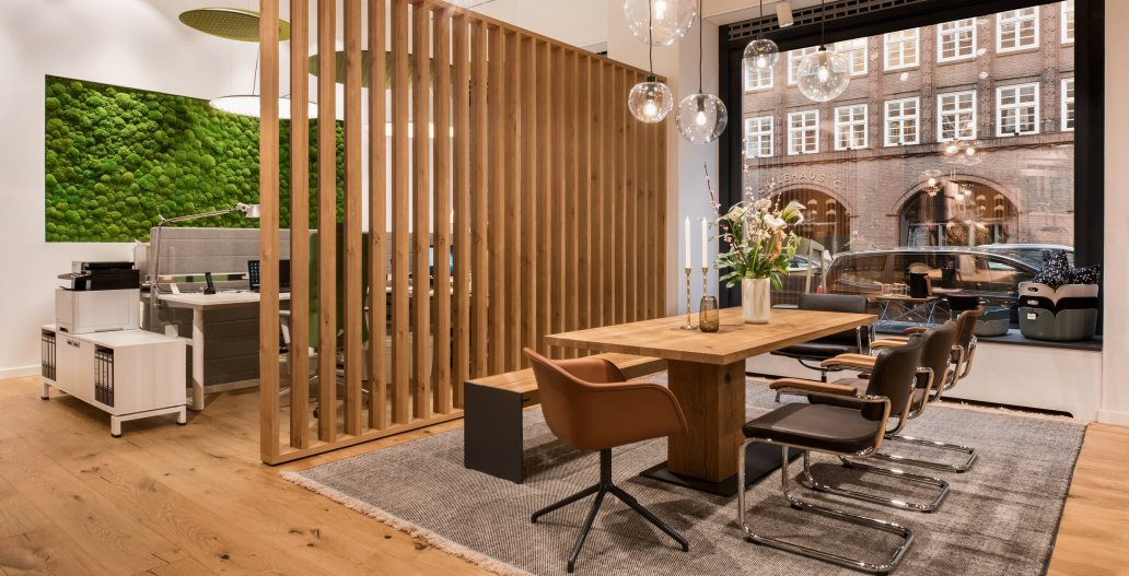 Dining furniture from smow Hamburg