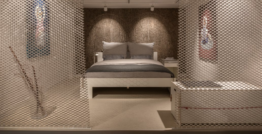 Bedroom furniture from smow Hamburg