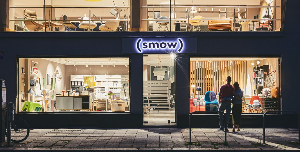 smow showroom Munich