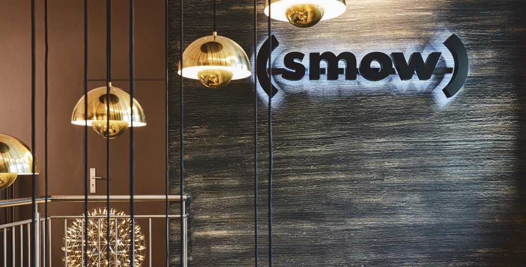 Lighting design from smow Munich