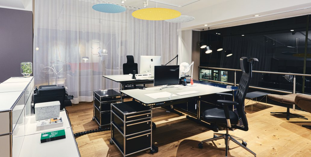Office furniture from smow Munich