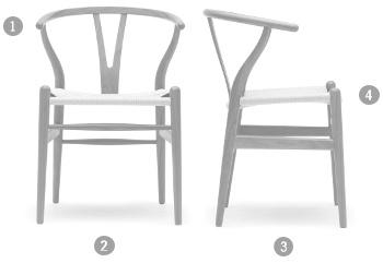 (4) Seat Height: 45 Cm
