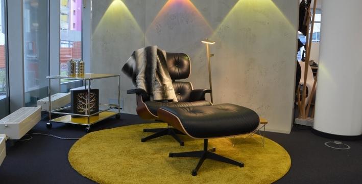 smow Frankfurt Eames Lounge Chair