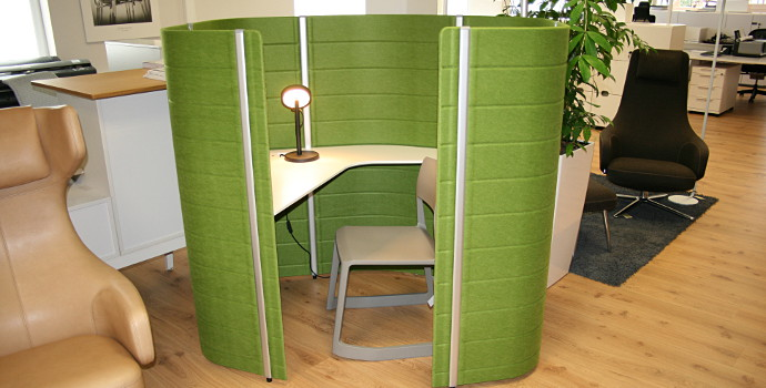 Acoustic solutions from Vitra