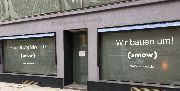 smow Munich opening March 2017