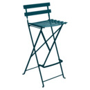 Bistro Bar Stool, Acapulco blue