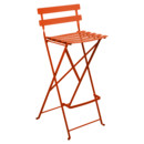 Bistro Bar Stool, Carrot