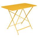 Bistro Folding Table rectangular, H 74 x W 97 x D 57 cm, Honey
