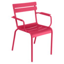 Luxembourg Armchair, Pink praline