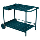 Luxembourg Bar Trolley, Acapulco blue