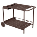 Luxembourg Bar Trolley, Russet