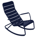 Luxembourg Rocking Chair, Deep blue