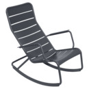 Luxembourg Rocking Chair, Anthracite