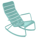Luxembourg Rocking Chair, Lagoon blue