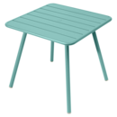Luxembourg Balcony Table, Lagoon blue