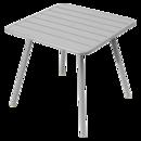 Luxembourg Balcony Table, Steel grey