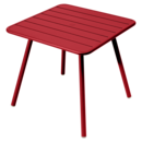 Luxembourg Balcony Table, Poppy