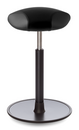 Ongo Free Triangel, Tall, Black leather