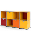 USM Haller Sideboard for Kids, Multicoloured