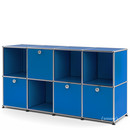 USM Haller Sideboard for Kids, Gentian blue RAL 5010