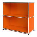 USM Haller Sideboard M open, Pure orange RAL 2004