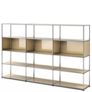 USM Haller Living Room Shelf XL, USM beige