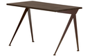 Compas Direction, Smoked oak solid wood, oiled, Chocolate