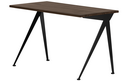 Compas Direction, Smoked oak solid wood, oiled, Deep black