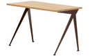 Compas Direction, Natural oak solid, oiled, Chocolate