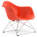 LAR, Red (poppy red), Without upholstery, Chrome-plated