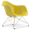 LAR, Mustard, Without upholstery, Chrome-plated
