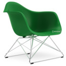 LAR, Green, Without upholstery, Chrome-plated
