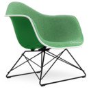 LAR, Green, Full upholstery green /ivory, Coated basic dark