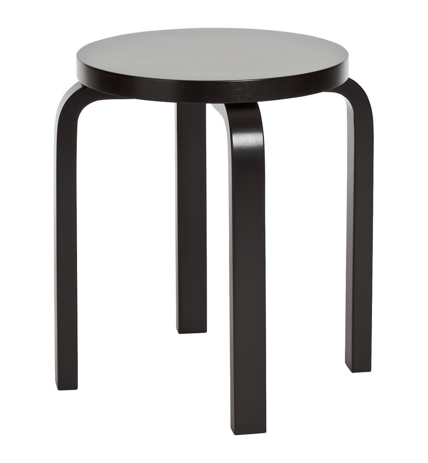 artek stool e60 by alvar aalto 1933 designer furniture. Black Bedroom Furniture Sets. Home Design Ideas