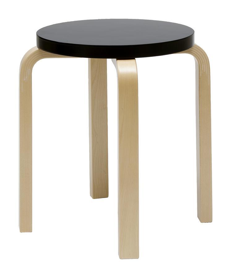 Artek Stool E60 By Alvar Aalto 1933 Designer Furniture