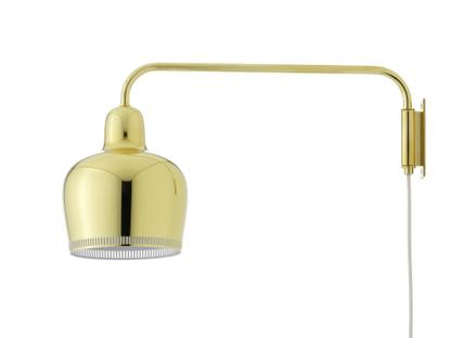 Wall Light A330S Golden Bell