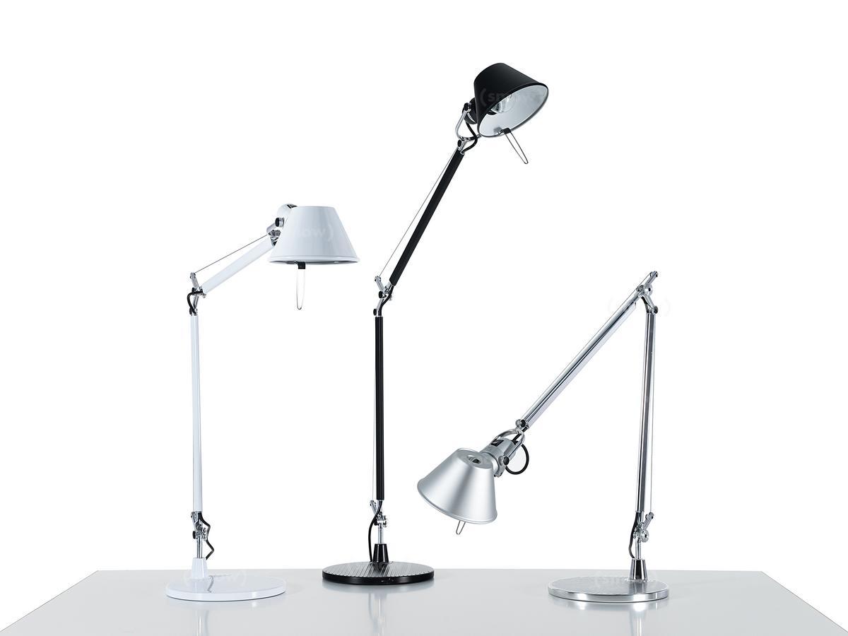 artemide tolomeo tavolo by michele de lucchi giancarlo fassina 1987 designer furniture by. Black Bedroom Furniture Sets. Home Design Ideas