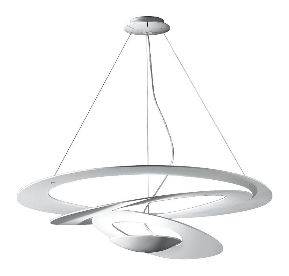 artemide pirce sospensione by giuseppe maurizio scutell. Black Bedroom Furniture Sets. Home Design Ideas
