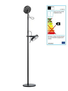 U-Turn Standing Lamp