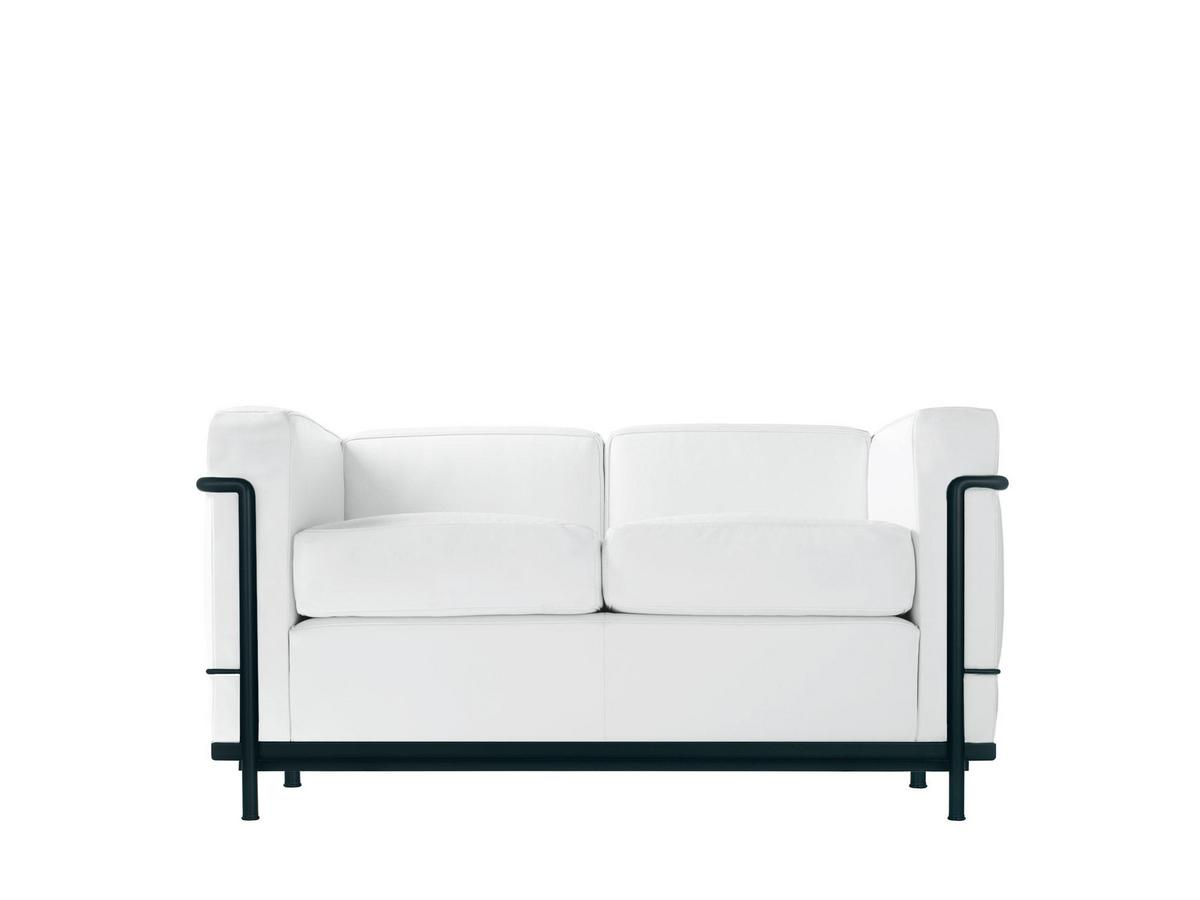 Cina Lc2 Sofa By Le Corbusier