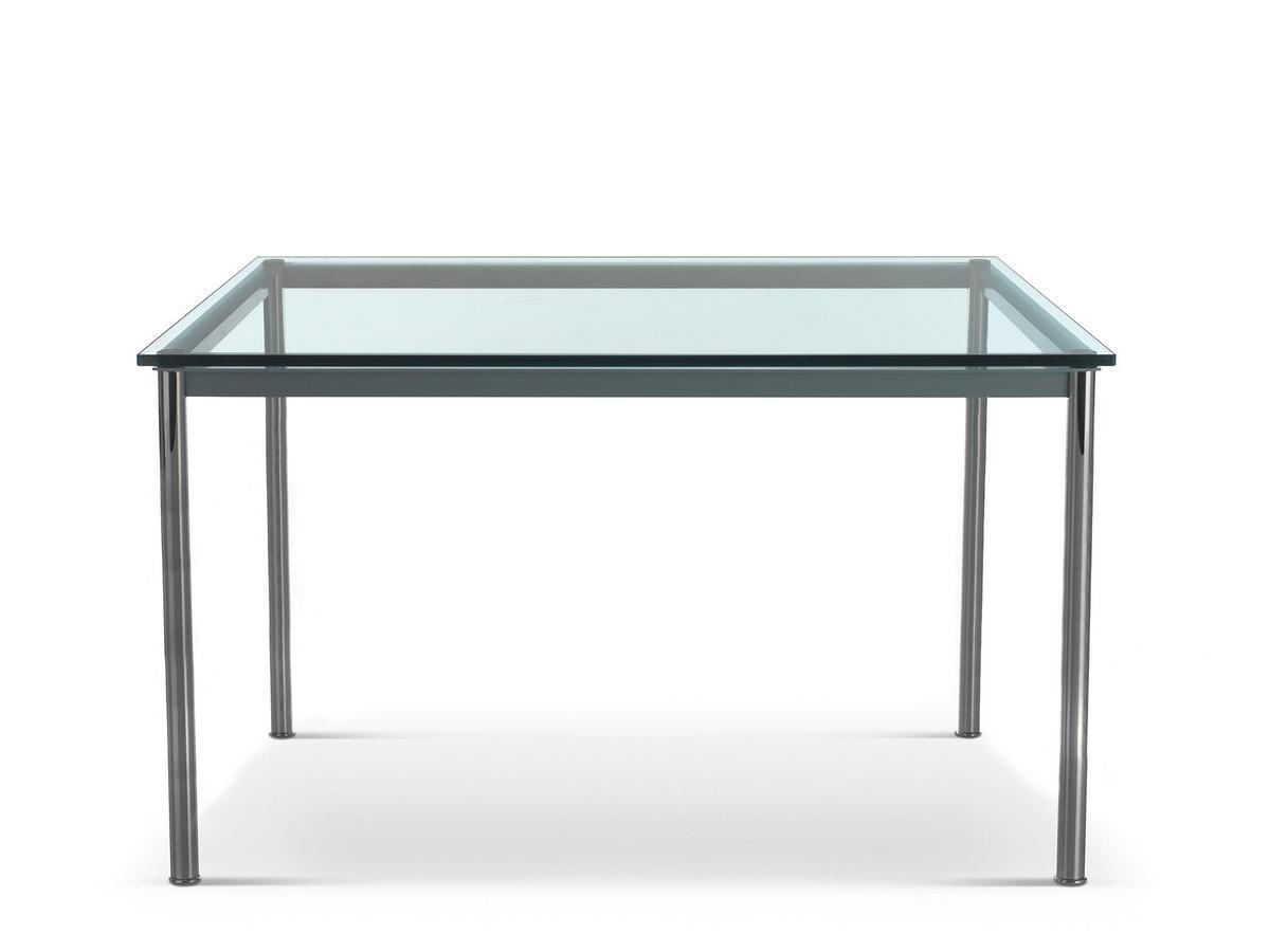 Cassina Lc10 P Table M 70 Cm By Le Corbusier Pierre Jeanneret