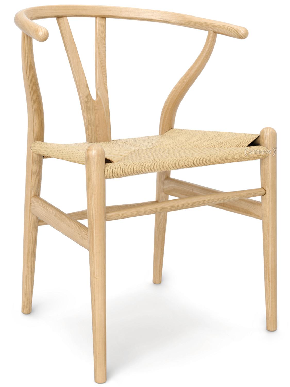 Carl hansen s n ch24 wishbone chair by hans j wegner for Eiermann replica