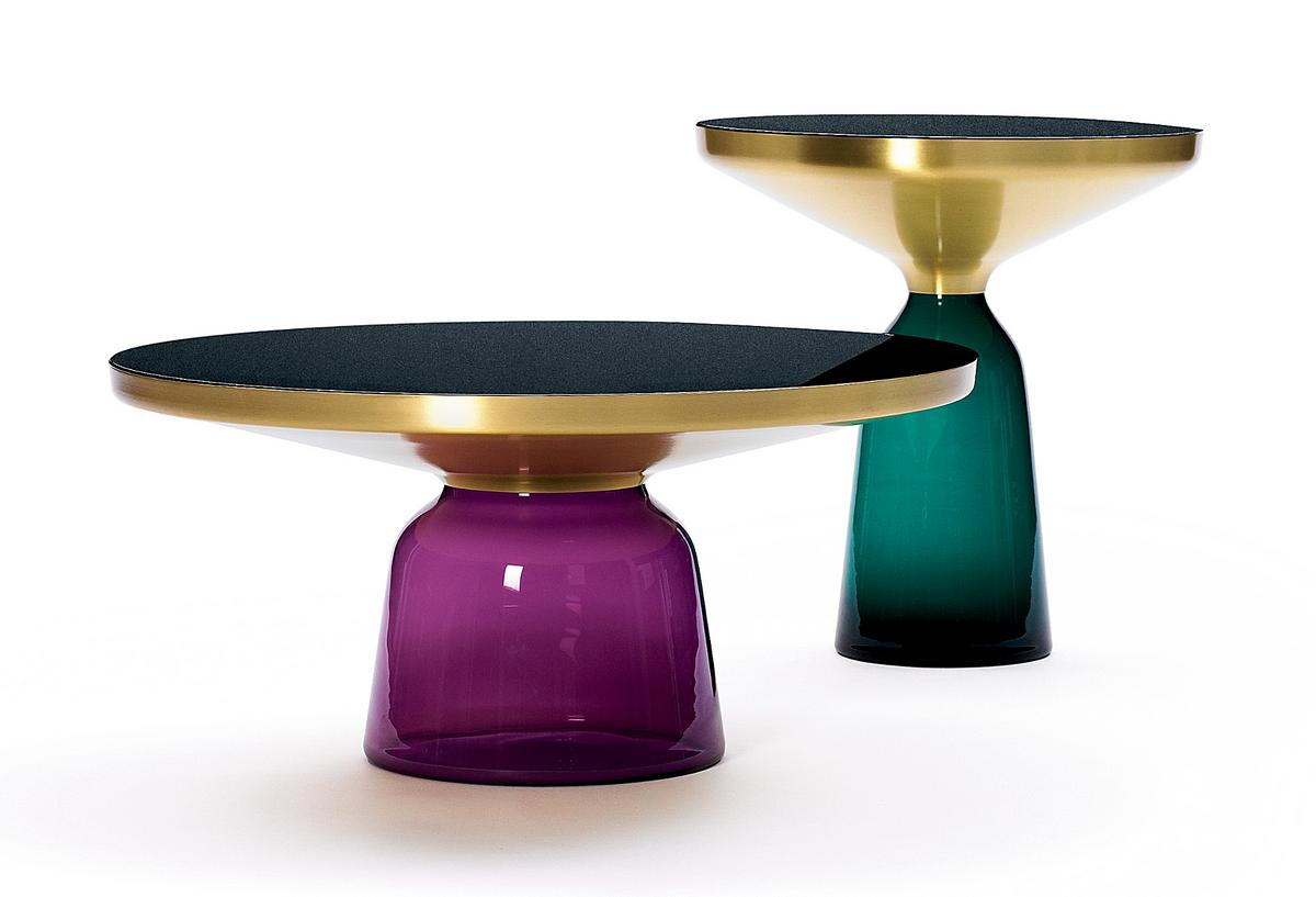 classicon bell coffee table by sebastian herkner 2012. Black Bedroom Furniture Sets. Home Design Ideas